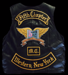 From the Fifth Chapter MC Rochester Charter