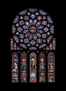 300px-Chartres_-_cathédrale_-_rosace_nord