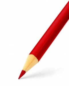 red-pencil