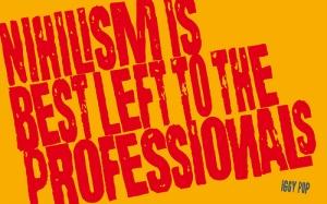 nihilism by Brett Jordan